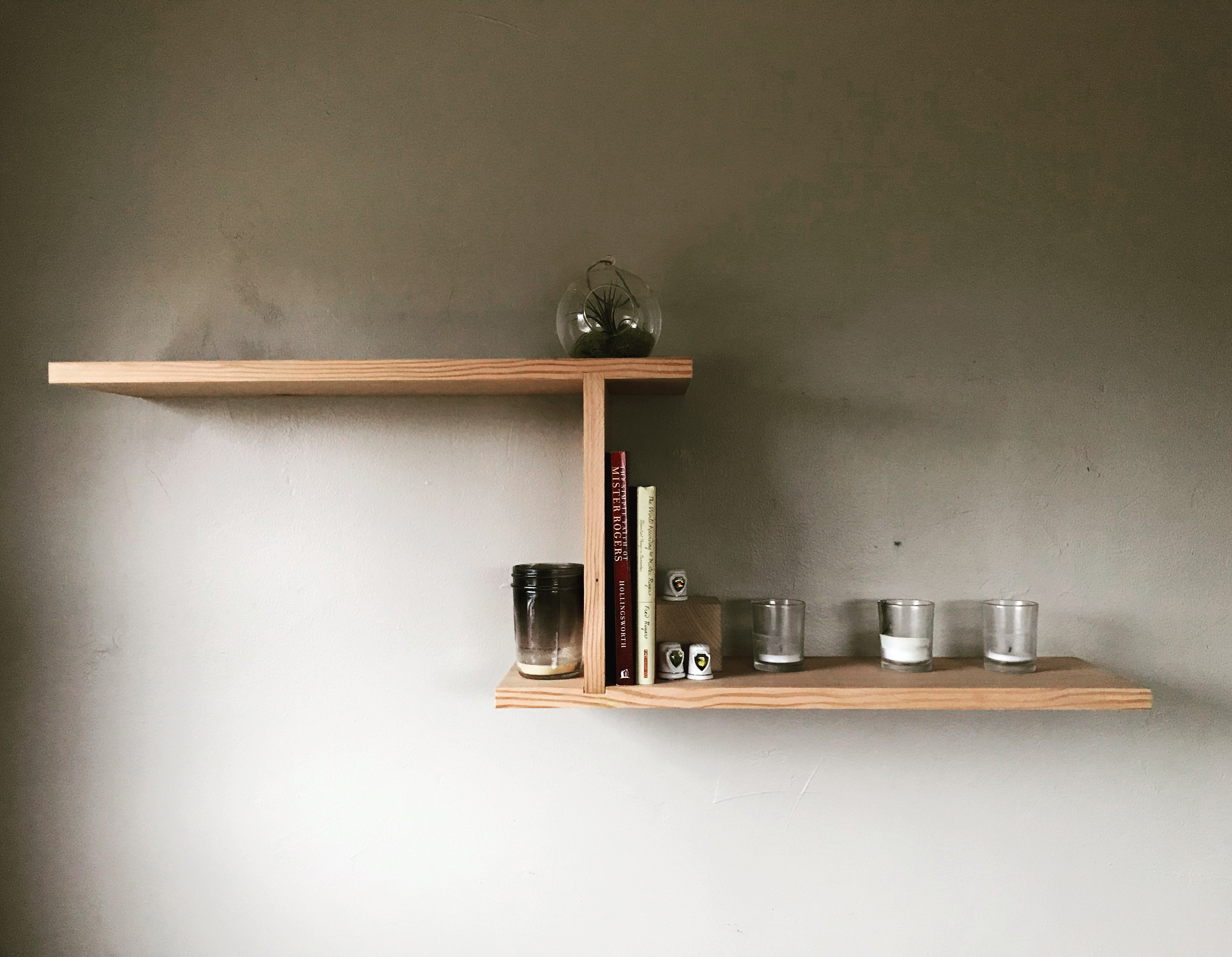 Zenith Floating Shelf