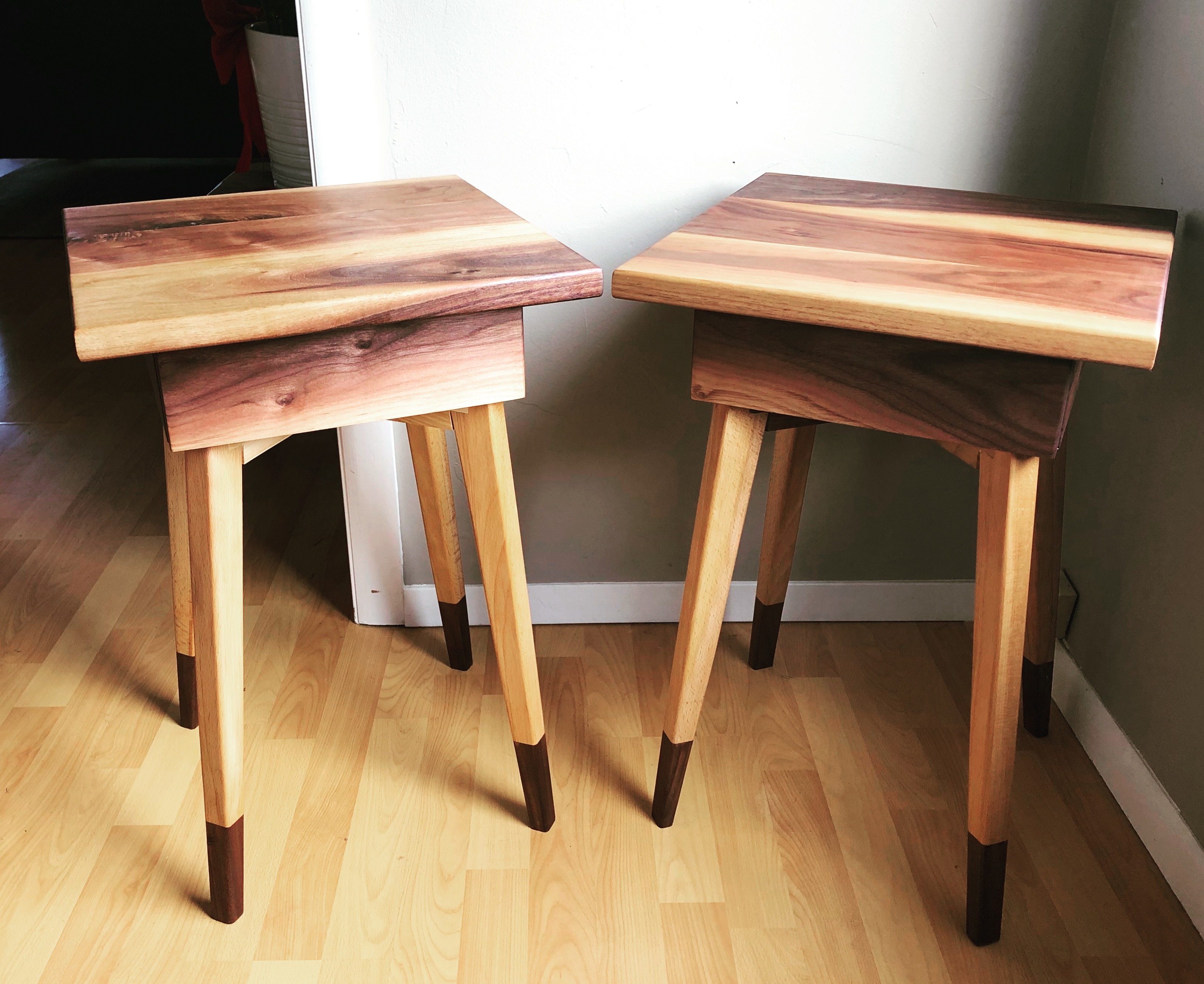 Twin End Tables