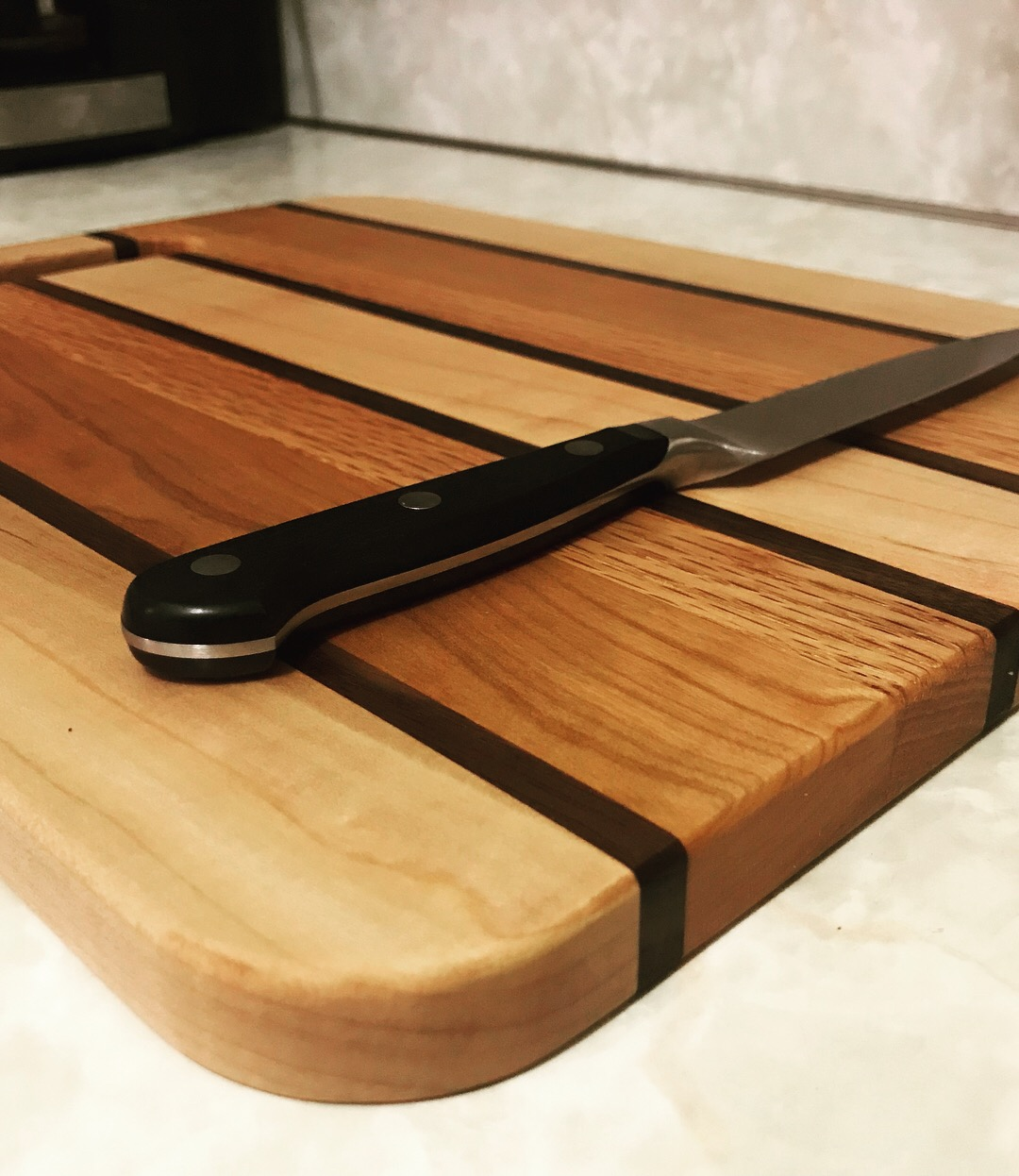 Mixed Hardwood cutting board