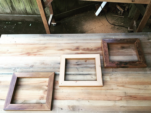 Medium Picture Frames (8x10)