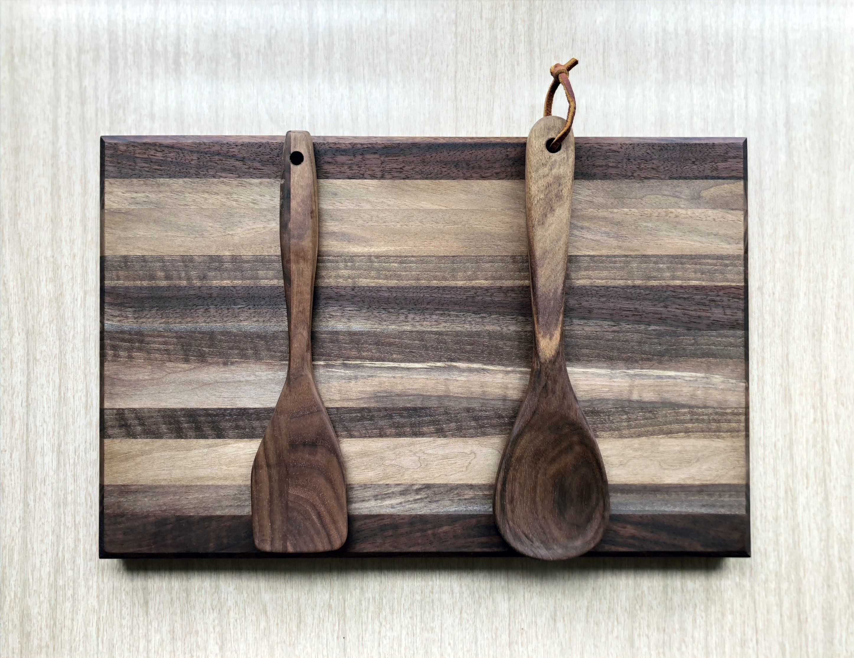 Walnut Spoons