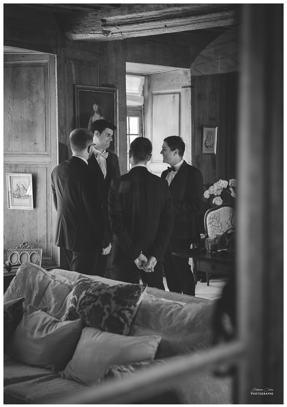 Mariage Limoges Photographe Reportage Grand Echerat Preparatifs