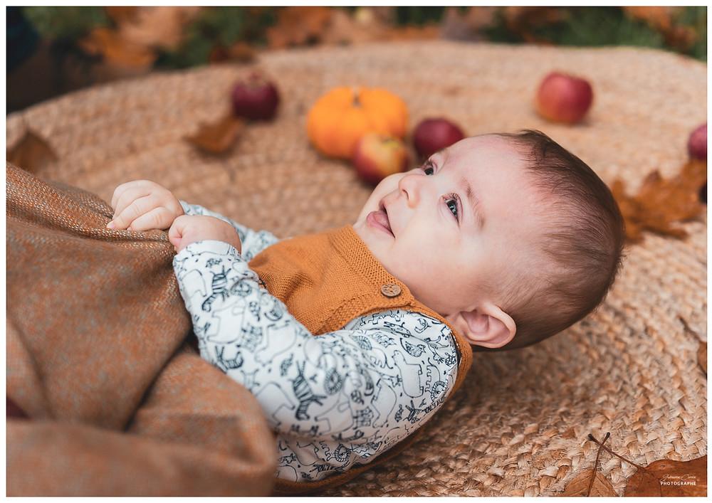 Photographe Lifestyle Limoges Famille Automne Mini