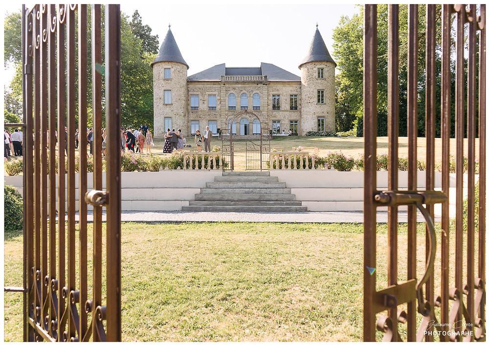 Photographe Mariage Limoges Plantadis Château