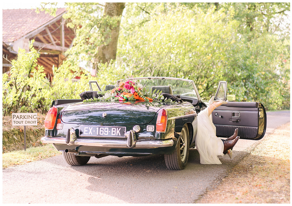Mariage Limoges Photographe Reportage Grand Echerat Mortemart