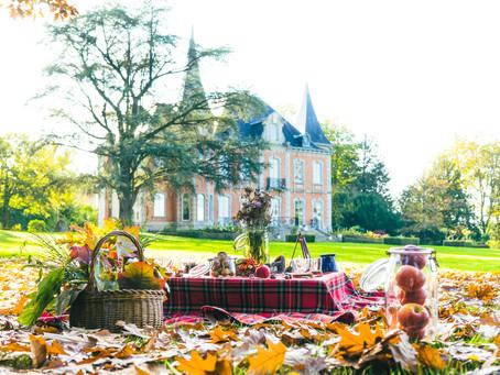 Séance famille aux couleurs de l'automne