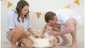Séance Photos Cake Smash pour les 1 an de Tom