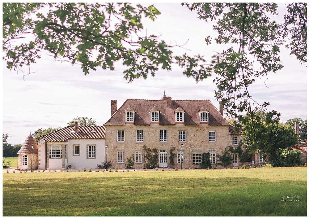 Guillaume Comte Photographe Mariage Limoges Limousin Grand Echerat Mortemart