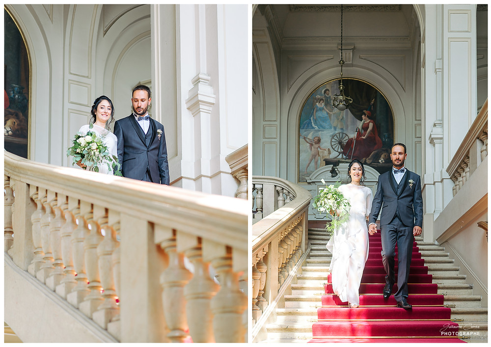 Photographe Mariage Limoges Mairie