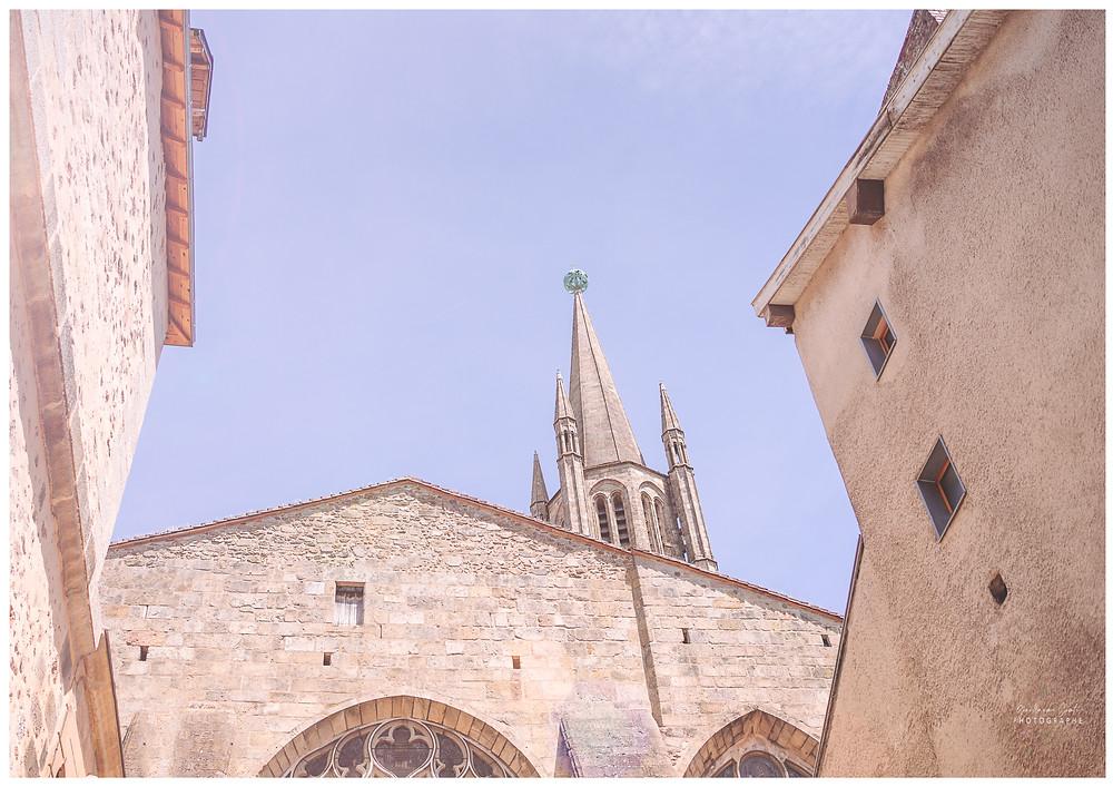Guillaume Comte Photographe Mariage Limoges Limousin St Michel Eglise