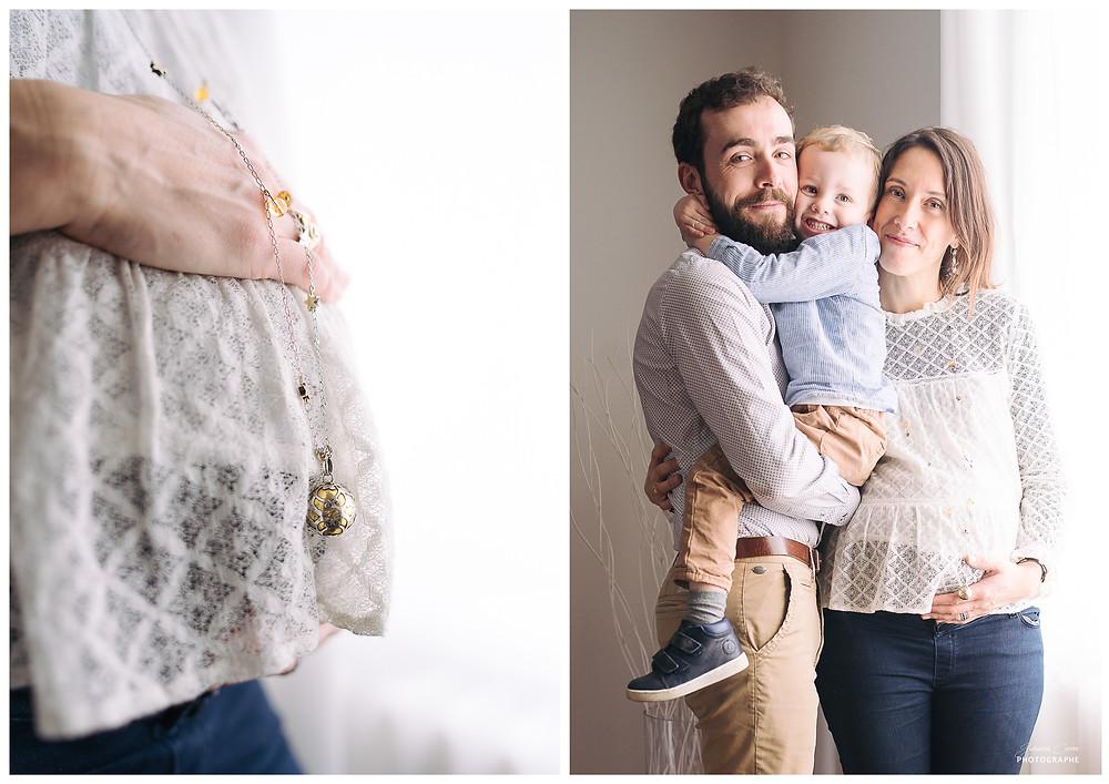 Photographe Famille Limoges Limousin Femme Enceinte Naissance Lifestyle