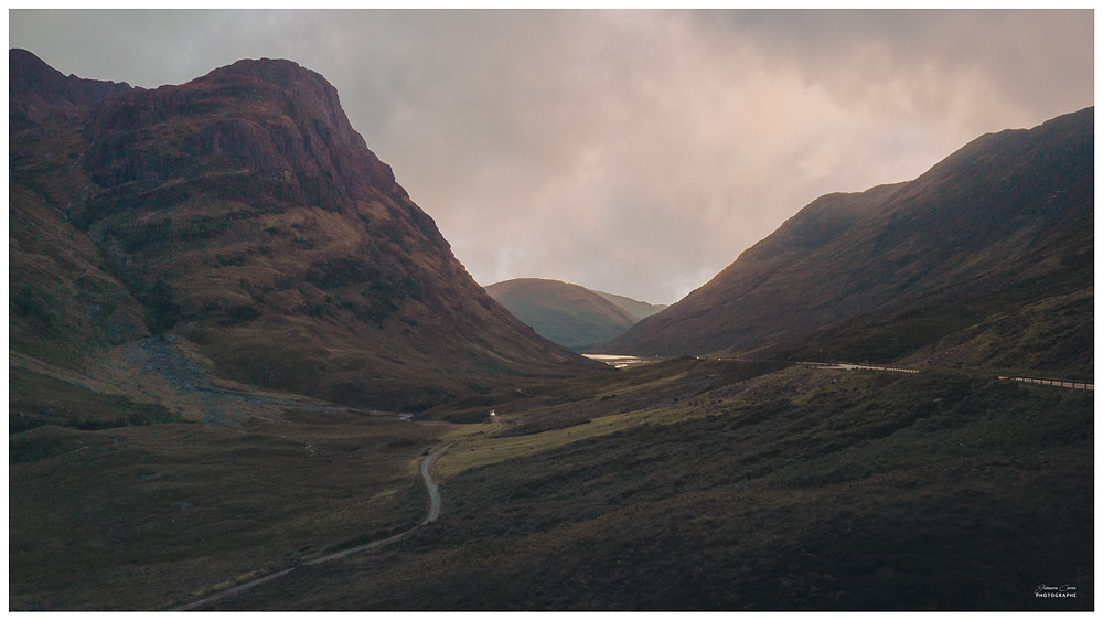 Guillaume Comte Photographe Lanscape Ecosse Highlands Glencoe