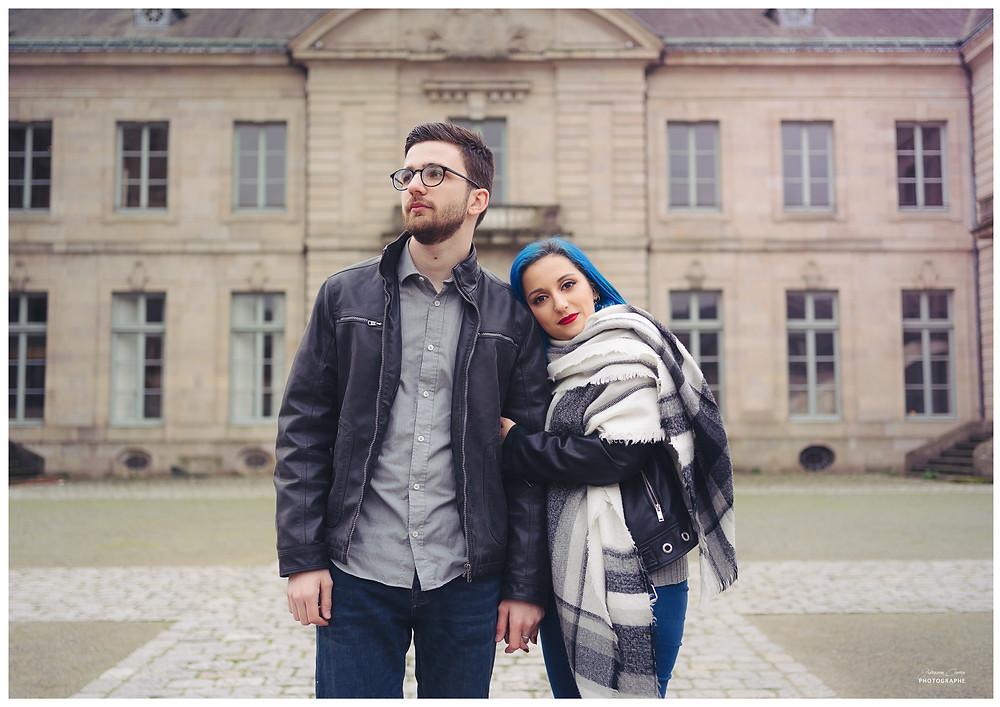 Photographe Limoges Couple Guillaume Comte