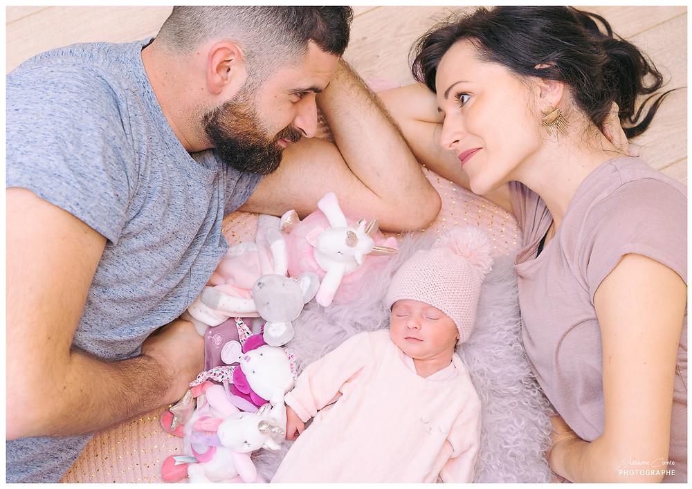 Photographe Maternité Naissance Famille Limoges Guillaume Comte
