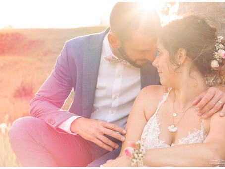 Mariage Angélique et Rémy - Eymoutiers