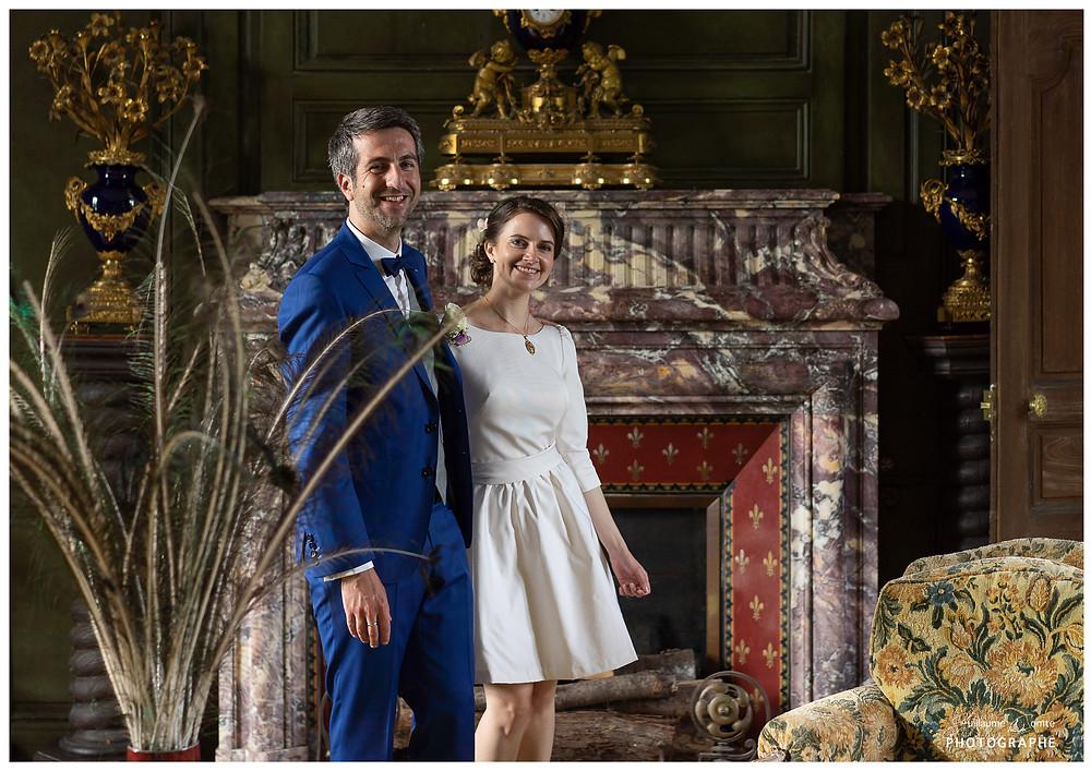 Photographe Mariage Wedding Limoges Limousin Guillaume Comte Château Saint Maixant