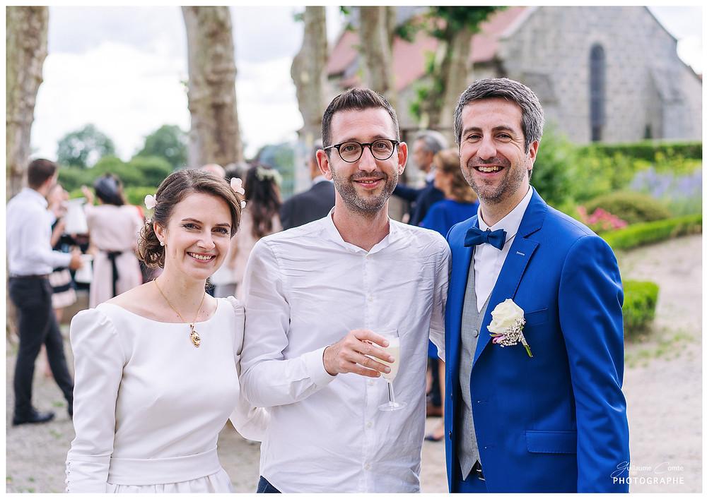 Photographe Mariage Wedding Limoges Limousin Guillaume Comte Saint Maixant Château