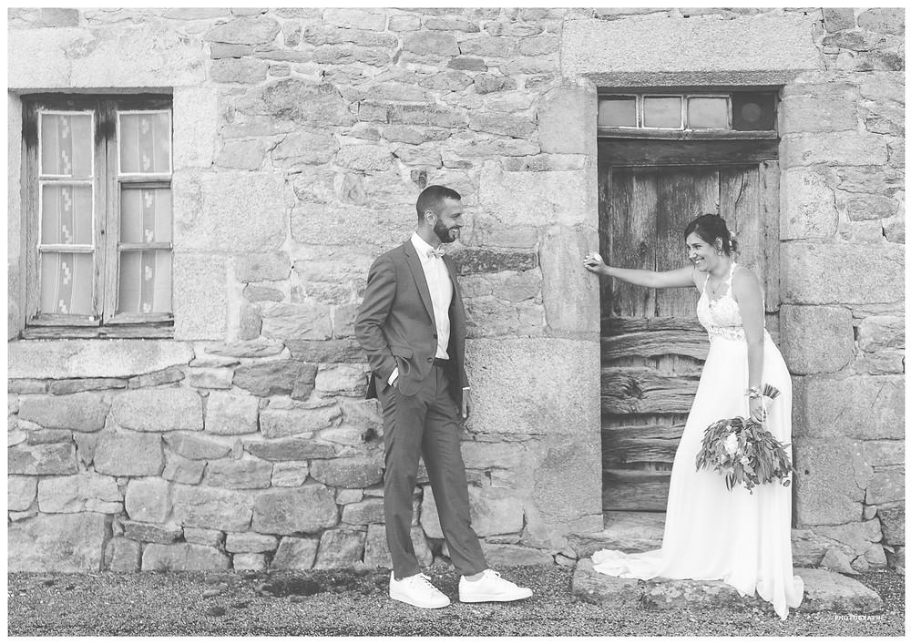 Photographe Mariage Limoges Eymoutiers Haute-Vienne Champêtre  Couple Guillaume Comte