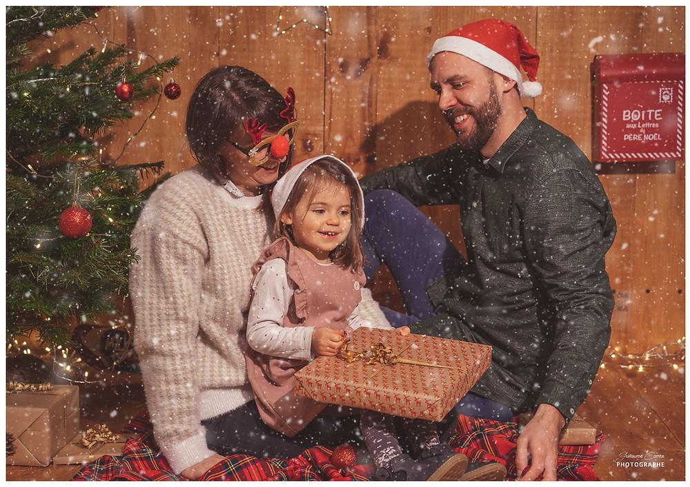 Guillaume Comte Photographe Minis Séance Photo Noël Limoges Limousin Les P'tites Marionnettes
