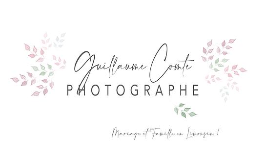 Guillaume Comte Photographe Mariage Famille Limoges