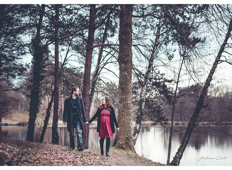 Séance Ventre Rond : Estelle & Jean Charles