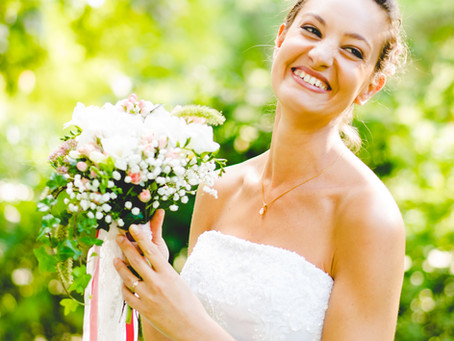 Mariage : ce jour J qui nous fait tous rêver ! ♡