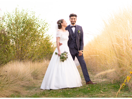 Mariage de Marie Alice & Alireza au Pôle de Lanaud