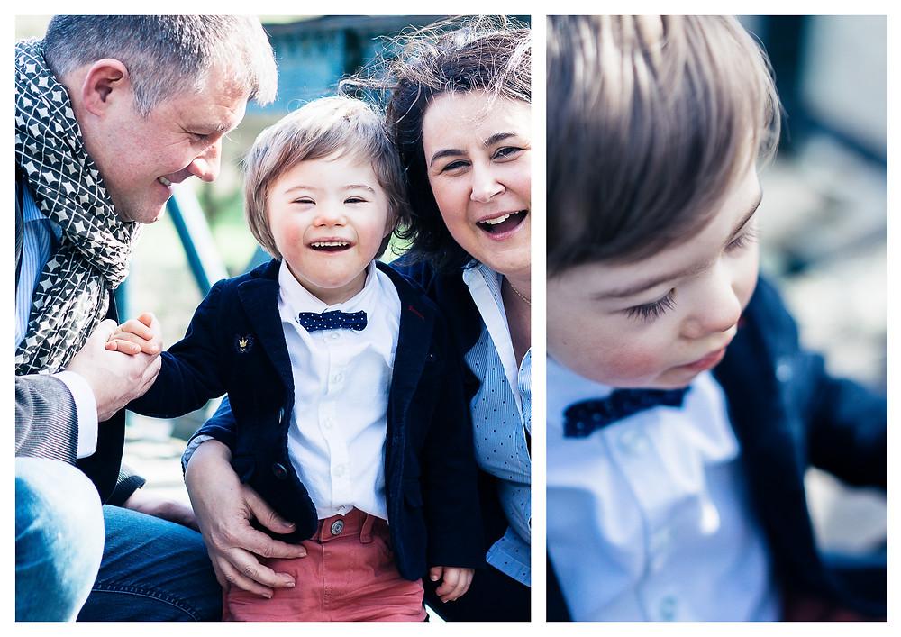 séance photo famille enfant photographe limoges guillaume comte limousin haute-vienne 87 trisomie T21 down syndrome
