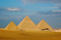 Egypt; Giza; Pyramids