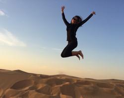 Shelby Donley - Desert of Dubai