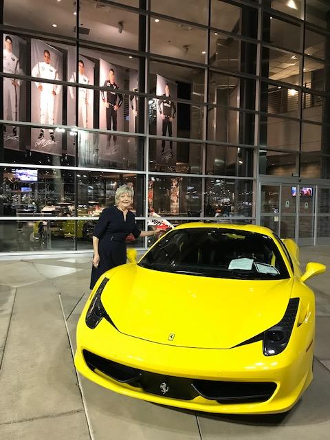 TCS Event at Penske Race Car Museum