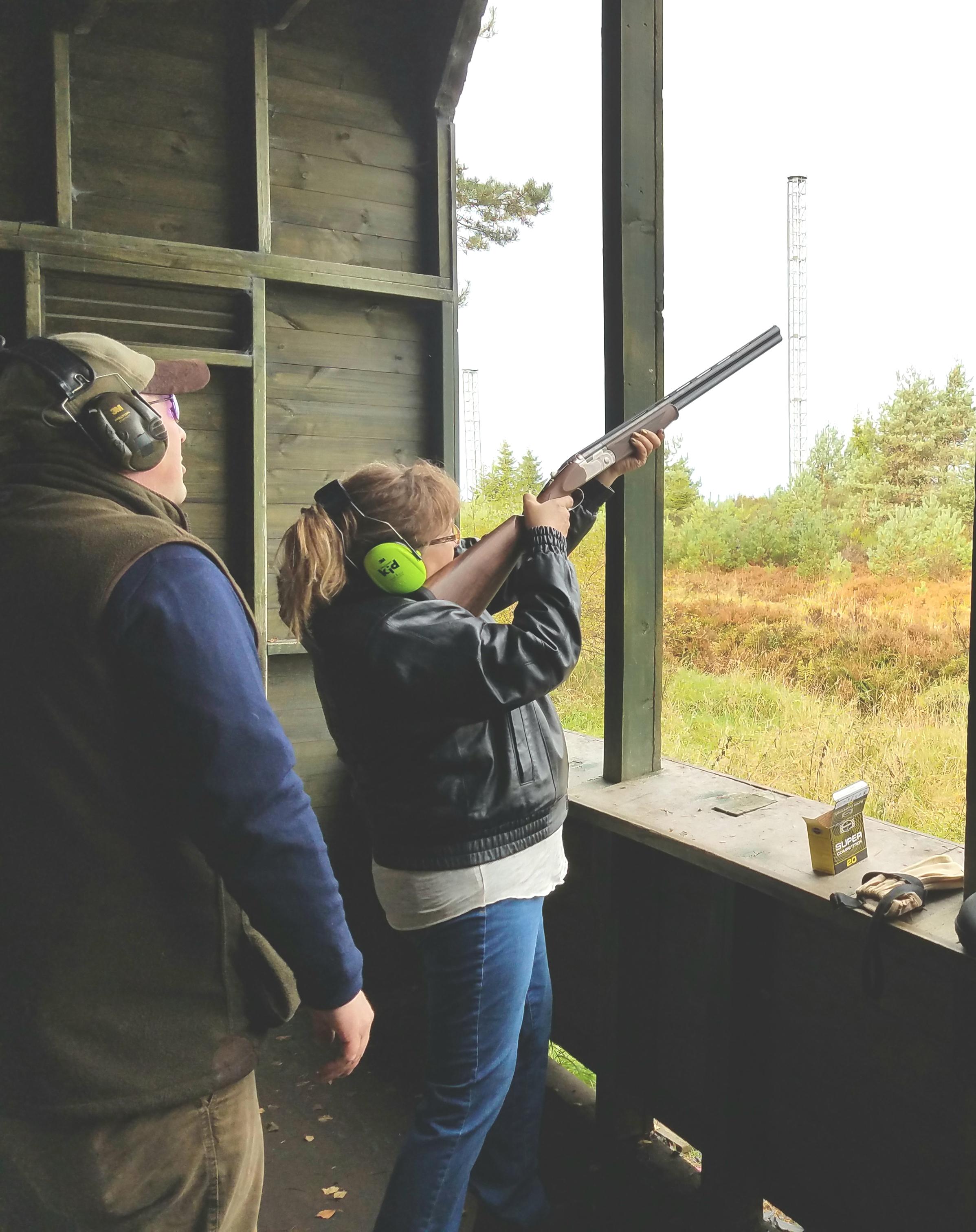 scotland shooting gleneagles