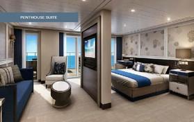 Onboard The Regent Seven Seas Explorer