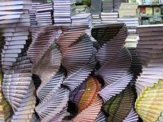 В России впервые за последние 25 лет выросли продажи книг