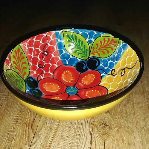 Salatschüssel 25 cm x 11 cm, Suppenschüssel