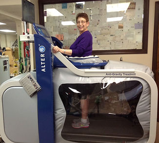 Crochet Physical Therapy Alter G