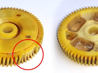 Engrenagem Automotiva - Engenharia Reversa