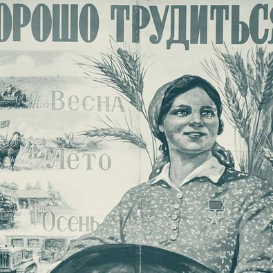 Propaganda e contadini nella Rivoluzione russa