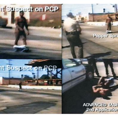 Violenza di polizia e anti-blackness