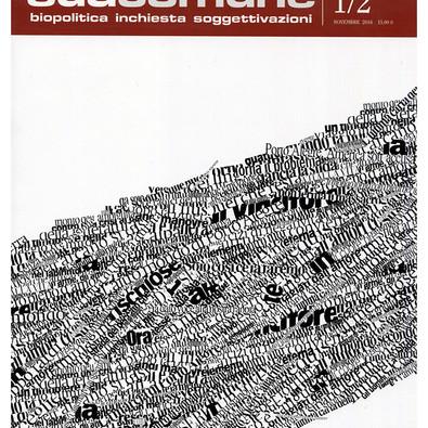 La rivista «Sudcomune»