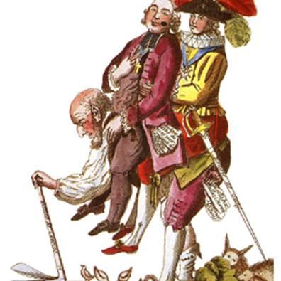 La raffigurazione propagandistica del contadino nella Rivoluzione francese