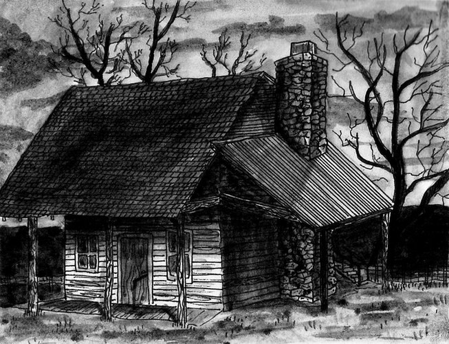 Bell Witch Farm, Tenessee