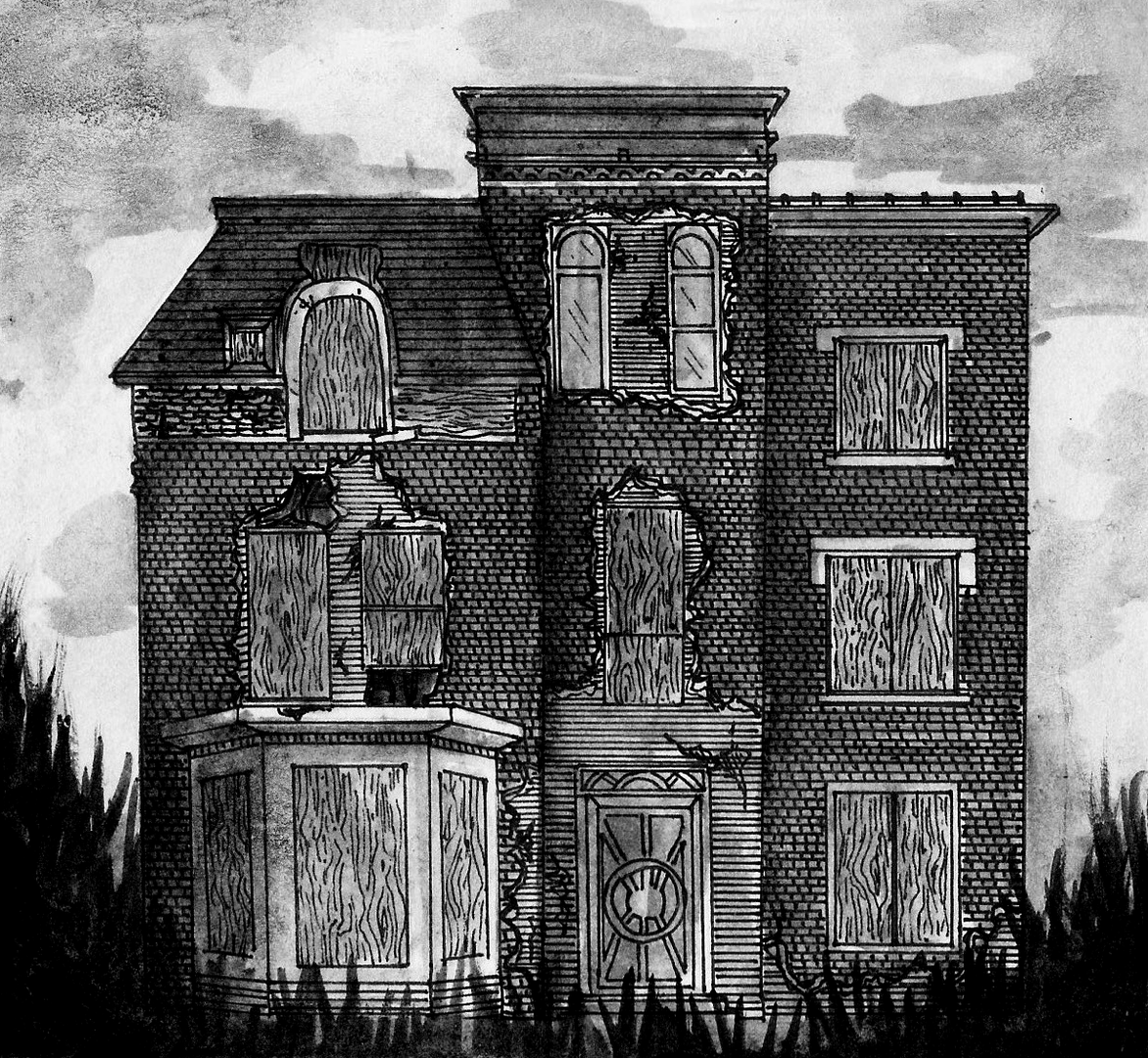Hought Mansion 1941