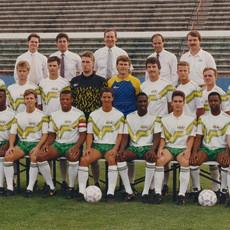 1990 Kitchener Spirit Home Team