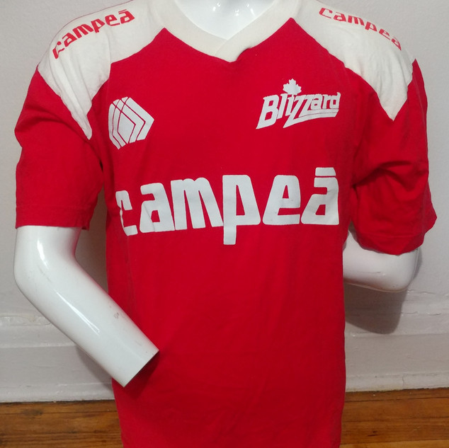 1991 Toronto Blizzard Training Jersey