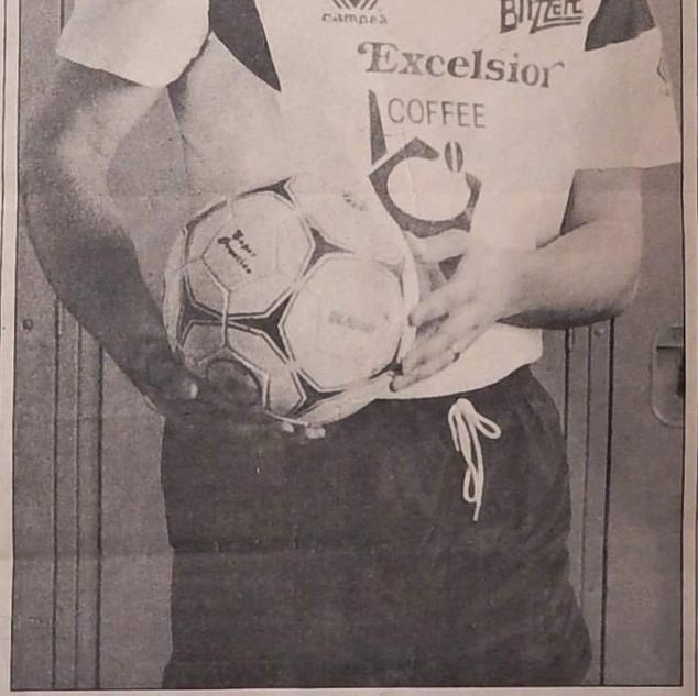 Billy Domazetis (c/o Frank Riga)