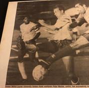 1990 Kitchener Spirit v North York Rockets (c/o Peter Mackie)