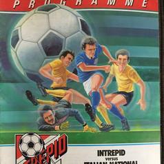 1988 Ottawa Intrepid Friendly vs Italian National Amateur Team