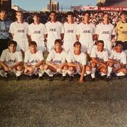 1991 CSL All Star team (c/o Marco Rizzi