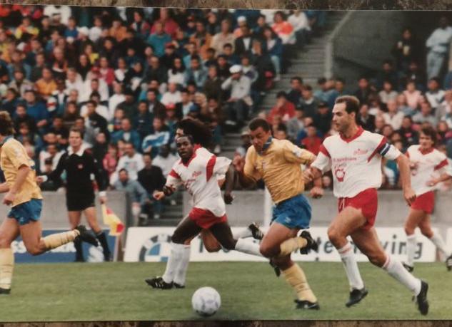 1991 Canadian Soccer League  Finals Toronto Blizzard v Vancouver 86ers